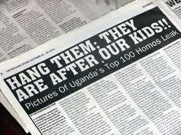 Uganda 'Religious Hate' Propaganda