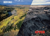 Alberta Tar Sands devastation