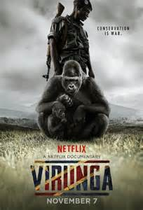 Virunga Movie Poster